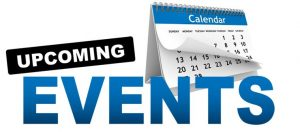 Upcoming Events 2021
