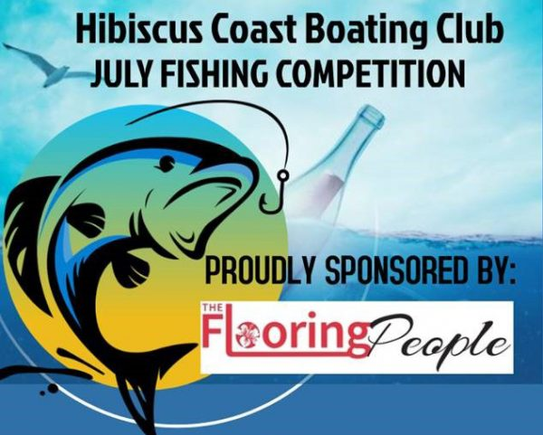 July Fishing Contest